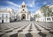 Our Lady Of Assunção Church - Elvas, Portugal