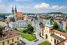 St. Moritz Church, Kromeriz, M...