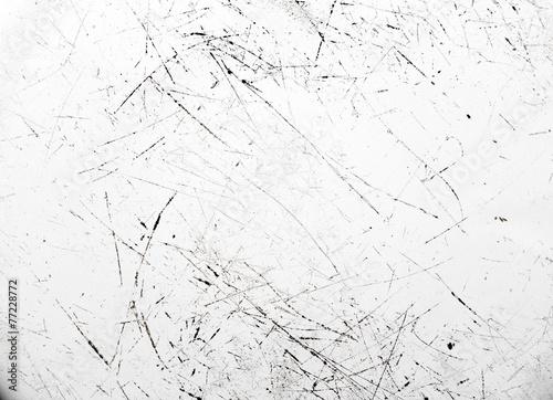 Pinturas sobre lienzo  Scratched texturte