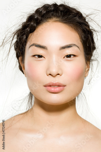 Photo  Asian Beauty