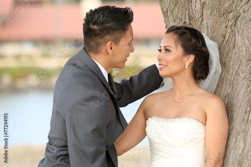 Fototapeta  Wedding couple