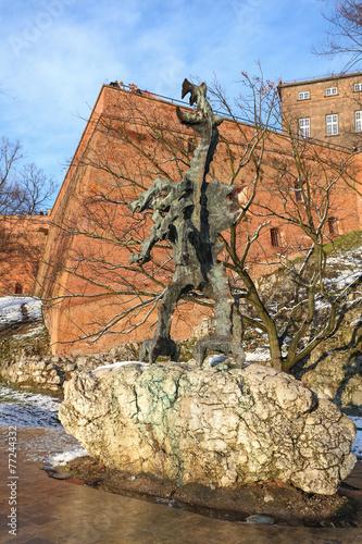 Wawel Dragon | Cracow #77244332