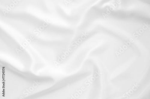 Photo Smooth elegant white silk background