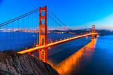 Golden Gate, San Francisco, Kalifornia, USA. - 77251911
