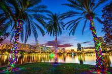 Orlando, Florida Cityscape