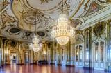 Ballroom of Queluz National Palace