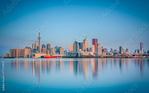 Skyline of Toronto, Canada