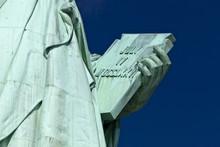 The Statue Of Liberty The Deta...