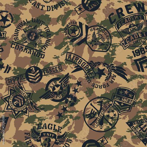 wojskowy-laty-bez-szwu-wektor