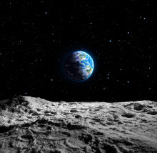 Views Of Earth From The Moon S...