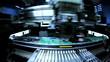 Automated machine manufacturing PCBs, Mainland China