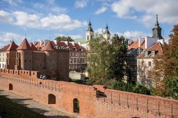 Obraz na SzkleWarsaw, Poland