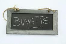 Ardoise Buvette