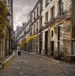 Strada tipica parigina