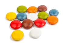 Chocolate Colored Buttons