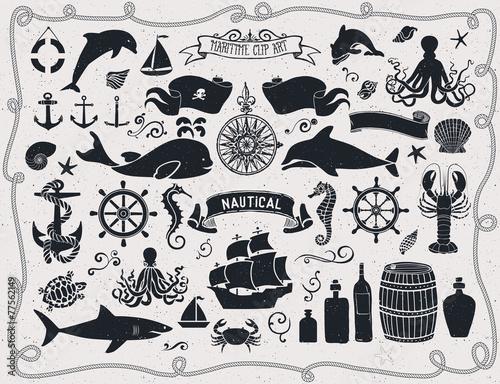 Fotografía  Maritime Clip Art