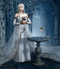 Obraz Elf princess