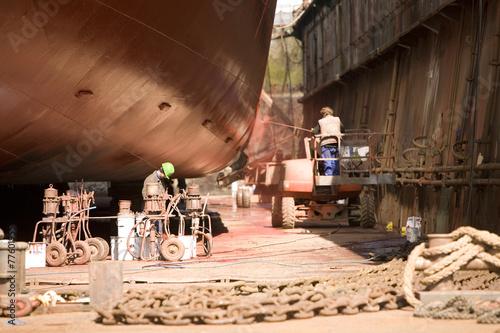 Dockarbeiter