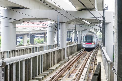 Photo  very high-speed train