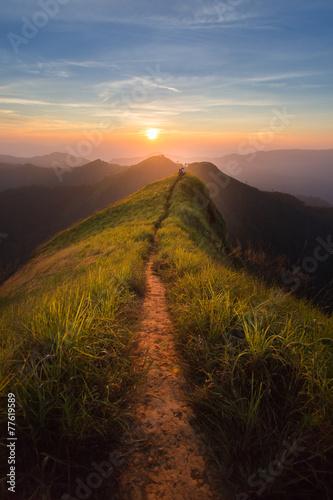 Fototapeta mountain obraz