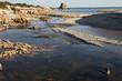 Spiaggia selvaggia della Sardegna