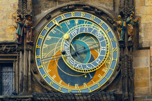 Prague Astronomical Clock Orlo...