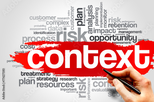 using context to understand content Another source of confusion is the failure to distinguish the use of context cues in word identification they employ pictures or sentence context to read or.