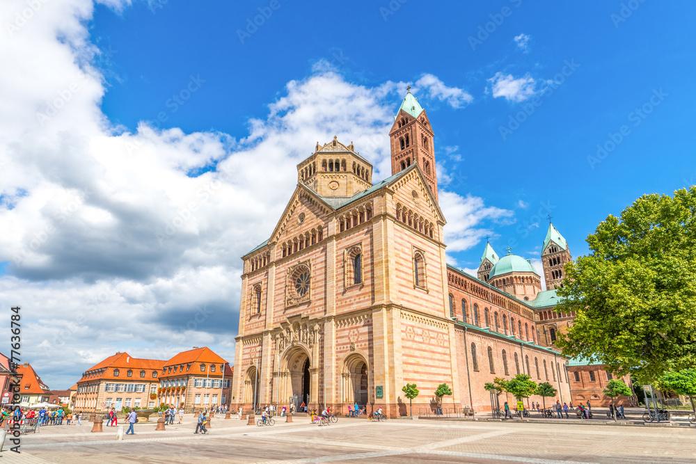 Fototapety, obrazy: Dom zu Speyer