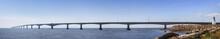 Confederation Bridge Panorama,...