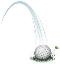Golf Ball Action