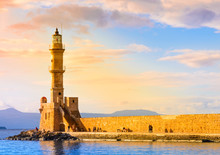 Crete Island, Chania, Greece.P...