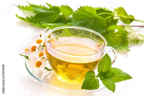 Fotografie, Obraz  Herbal tea