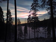 Nacreous Clouds Over Nordmaka II
