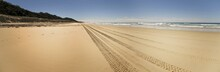 Beach, Fraser Island, Queensla...