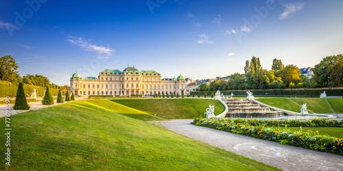 Papiers peints Vienne Schloss Belvedere #3, Wien