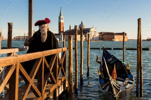 Fototapeta Carnevale Venezia