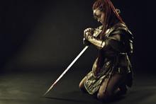 Prayer Of Warrior
