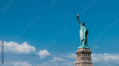 Fotografie, Obraz  Statue of Liberty in New York