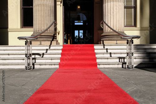 Red carpet