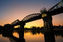 Bridge Over The River Kwai In ...