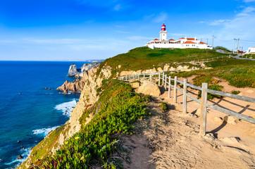 Fototapeta na wymiar Cabo da Roca, Portugal