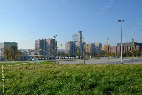 Katowice in Poland