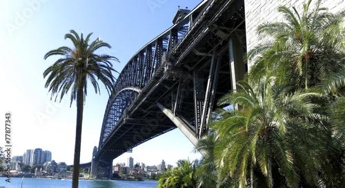 Harbour Bridge, Sydney, Australia © WITTE-ART.com