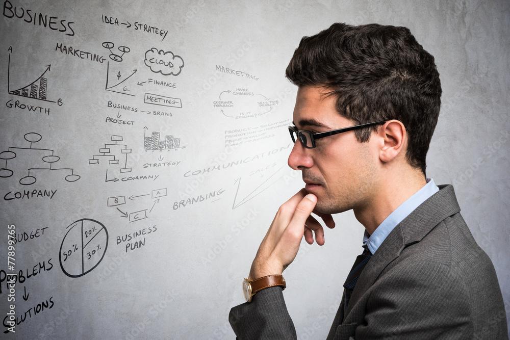 Fototapeta Concentration