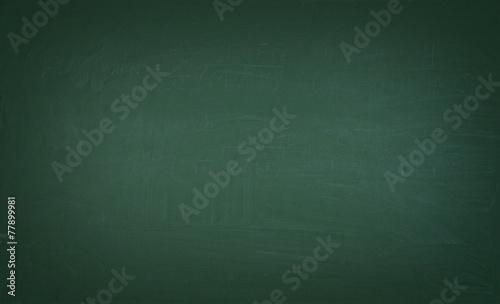 Fotografia green blackboard
