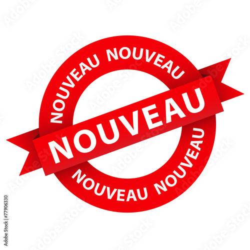 Amante Tampon Publicitaire NOUVEAU (bannière nouveauté publicité &UY_78