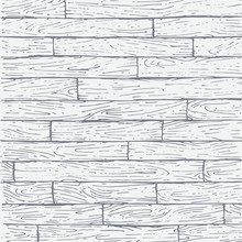 Vector Hand Drawn Wooden Texture