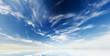 Leinwandbild Motiv Sky daylight.