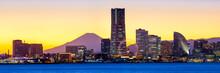 Yokohama Minato Mirai Skyline ...