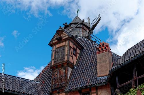 Photo  Château Haut-Kœnigsbourg Alsace